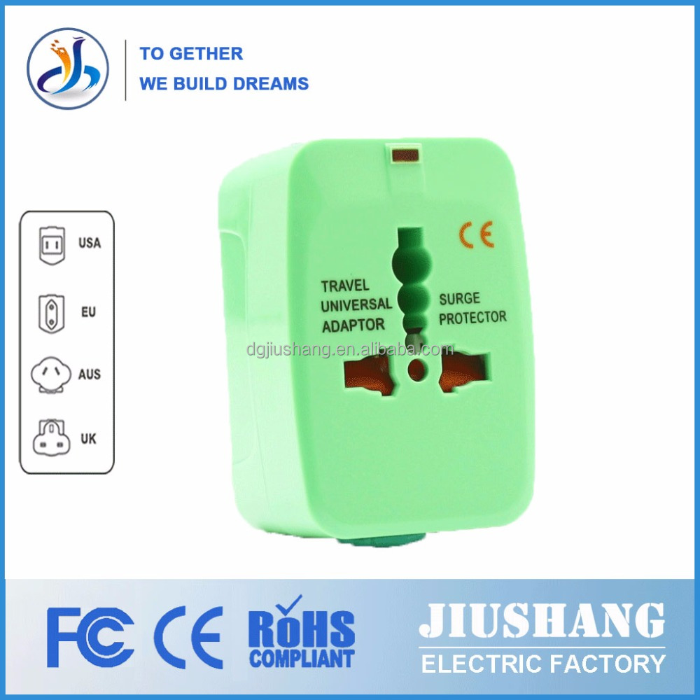 2016 Best New Gadget Cheap Promotional Electronic Travel adapter Gifts Items with CE,ROHS Approved For Business