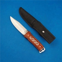 Most competitive Fixed Blade Color wooden Handle army jack knife
