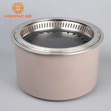 Smokeless infrared Korean bbq grill/electrical round oven