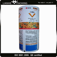 laminate roll film for organic pesticide