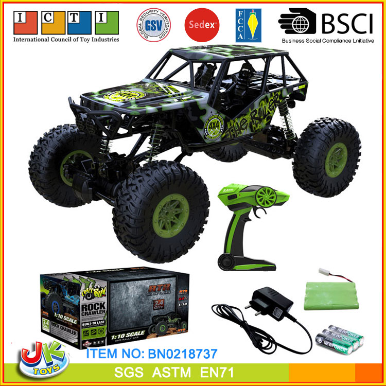 [JK TOYS] 2016 good sale item rc car 4wd rock climbing car