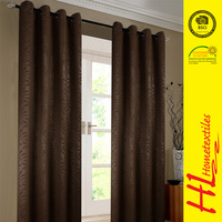 NBHS delivery on time dustproof wholesale bronze curtain