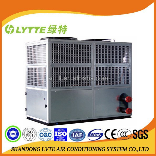 20KW CE Certificate Copeland Scroll Compressor Air Cooled Chiller,Air to Water Chiller,Air Cooled Water Chiller