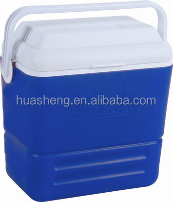 36L insulated portable cooler box
