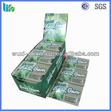 High quality energy tablet chewing gum paper mint mastic chewing gum