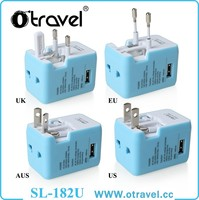 Otravel NEW mobile accessories travel power converter mini travel adapter usb 1000mA