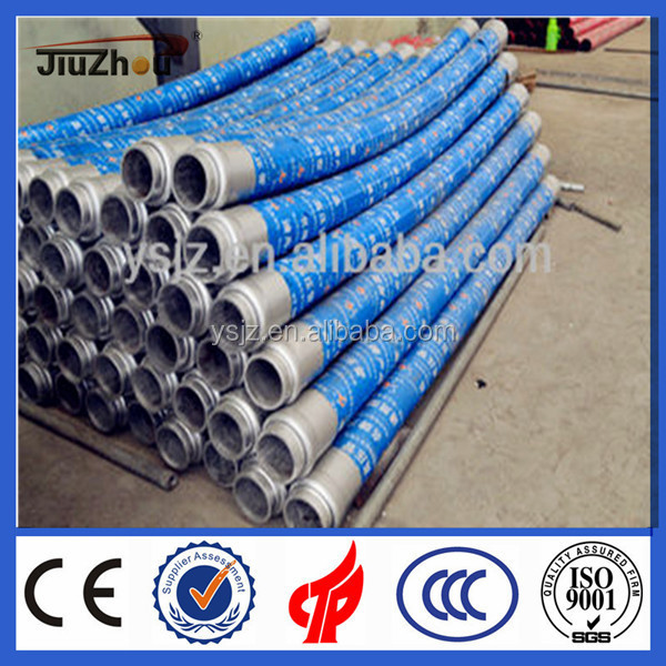 Natural hose /flexible rubber hose pipe/flexible corrugated rubber hoses