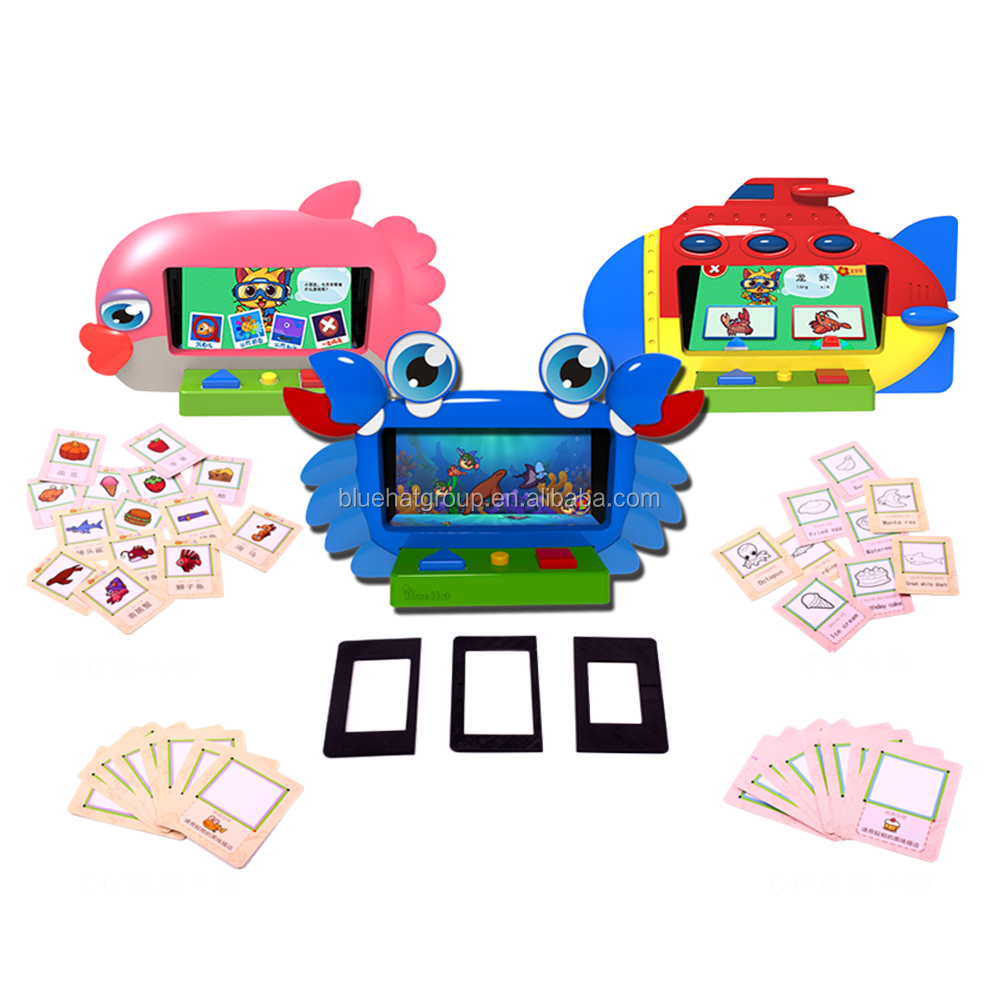 Latest Educational Toys : Latest customized kids toy educational flash cards buy