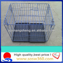 "Anping high quality New 48"" Pet Folding Wire Dog Cat Crate Cage"