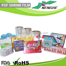 polyolefin shrink film plastic used for eggs packing