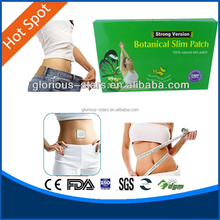 Hot sale for summer botanical slimming patch Weight Loss Diet Patch Slim Trim Burn FAT BEST RESULTS