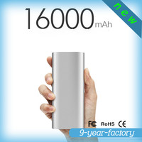 genuine original 16000mah mi power bank For iphone ipad Samsung xiaomi htc huawei and all equipment
