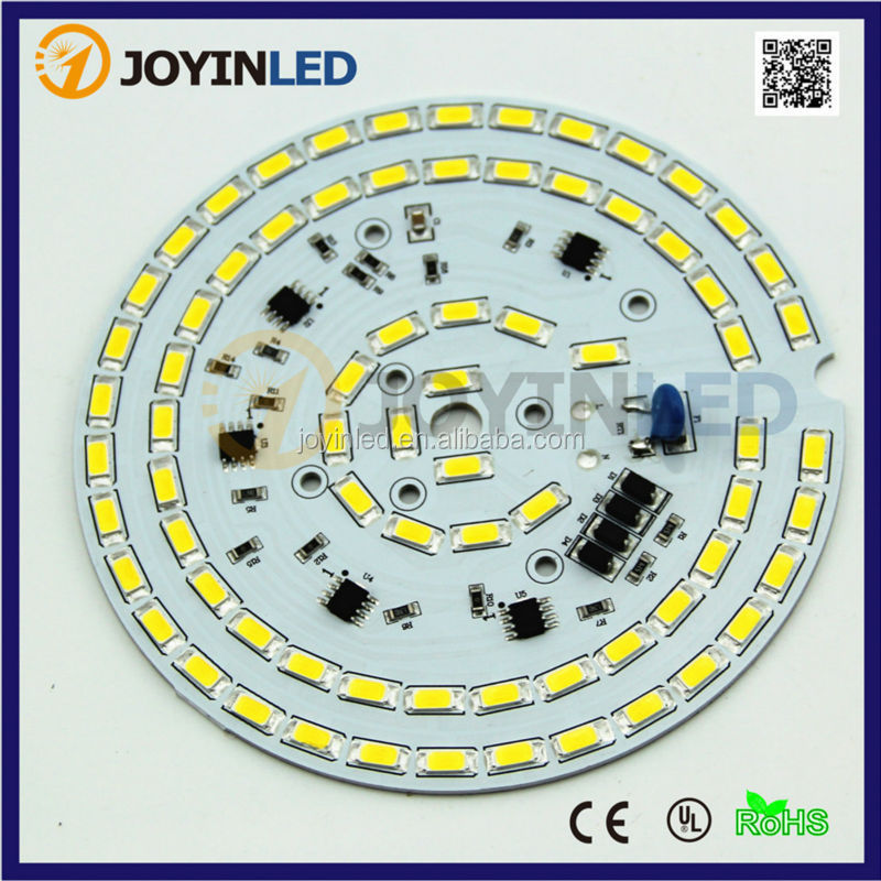 High Voltage AC120Vac dimmable led module 30W led PCB module chip no need driver
