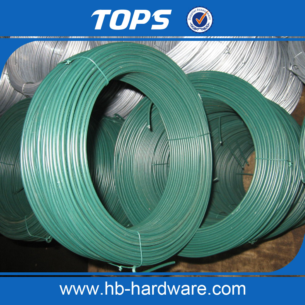 Tops colored 8 gauge aluminum wire
