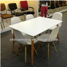 Starbucks dining sets,dining table and dining chair,plastic table