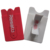Multifunction Smart Phone Silicone Wallet Card Headphone Holder With Kickstand
