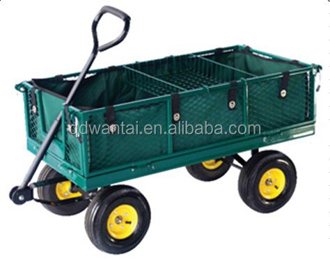 children garden wagon tool cart TC4205