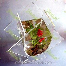 Factory direct saling Acrylic camry glass fish tank