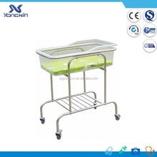 YXZ-010 Cheap Infant Hospital Bed Acrylic Baby Crib Kid Bed Newborn Bed For Sale