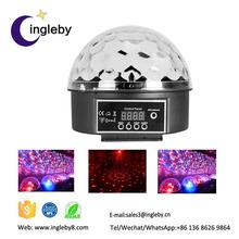6pcsx1W LEDS cheap price handy plastic sparkly stage lighting