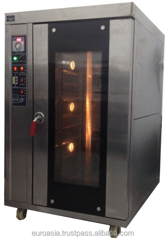 ELECTRIC CONVECTION OVEN 10-TRAY