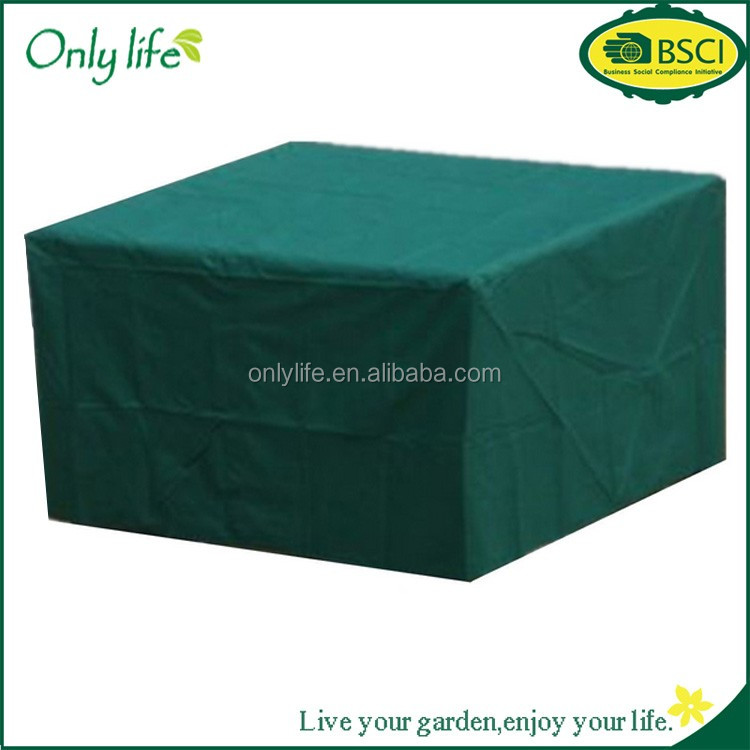 Onlylife Hot sale new design and reusable 100% polyester oxford outdoor furniture cover
