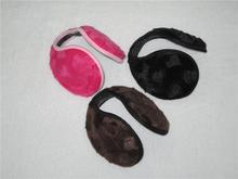 Yiwu manufacturers mongolian fur hunting muffs visor and ear muff with CE certificate