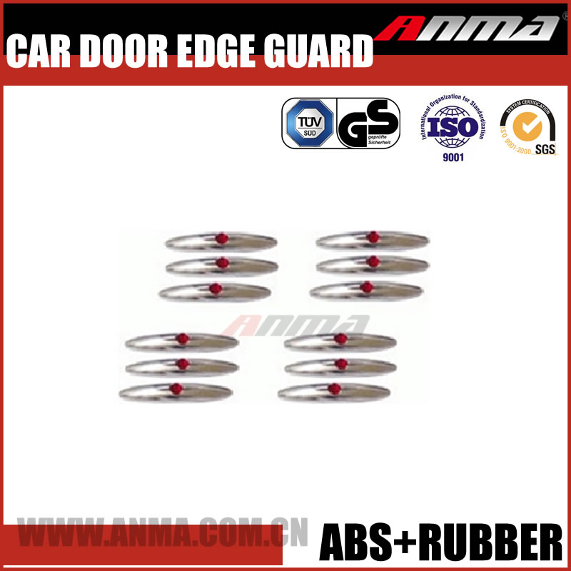 Easy to install car door scratch edge corner guard
