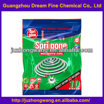 Good quality and hot sale flexible mosquito coil