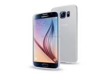 2015 Hot sale TPU Silicon Silicom case cover for Galaxy S6 China supplier