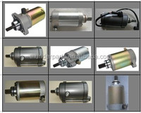 Motorcycle starter motor,Motorcycle parts for Force ,Nouvo,BS 125,ASIS 50-90 (JOG) ,CT 50 ,CY 80 ,RD 125 ,SRZ 125 ,SRZ 150