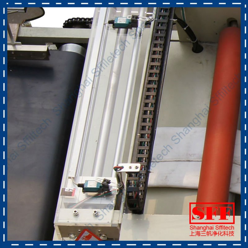 Filter tube automatic sewing production line