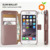 Wholesaler Luxury PU leather Flip Cover for Moblie phone case For iPhone 7 For iPhone