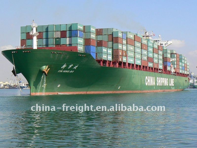 Green soybean container service to Ho Chi Ming
