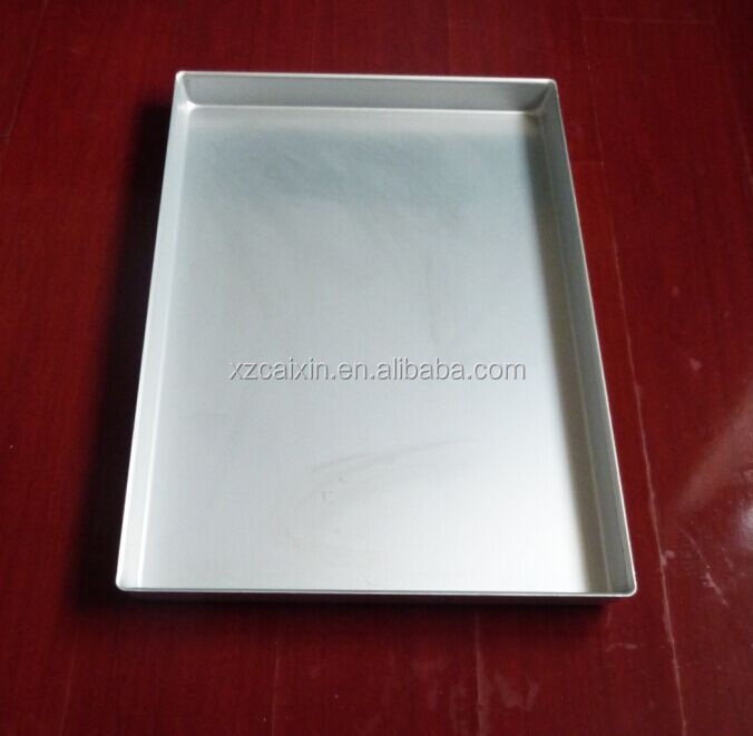 aluminum pan 20kg,Plate freezer tools for big fish fast frozen processing