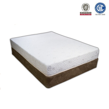 Thin Dream Collection Compressed Travel Fire Retardant Perfect Gel SleepWell 50 Density Memory Foam Mattress Topper Wholesale