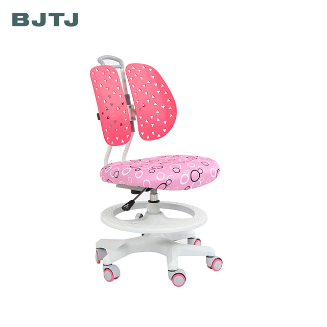 BJTJ childrens kids desk chair, ergonomic design with adjustable seat and height controls, swivel chair BT-6317-1