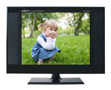 With USB VGA AV Function Factory Direct Sales 15 Inch LCD TV Kitchen TV