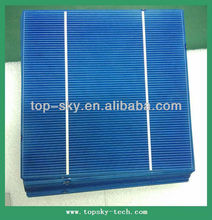 TP-156P Hottest sell 6''x6'' multi-crystalline solar cell supplier high efficiency 60 cell solar photovoltaic module