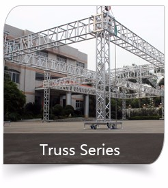 New Exhibition Stand Aliminum Systems Easy install Stage Truss Trade show Equipment on Sale