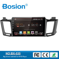 Factory OEM Made in China Car DVD Player for Toyota RAV4 Android Radio Multimedia System with Navigation Wifi and 3G ,AUX IN