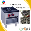 Stainless steel structure single big burner gas stove/gas stove parts/cast iron stove