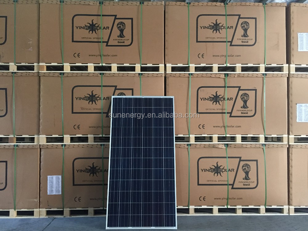 YINGLI 300W 310W 320W poly solar panel in stock YL320P-35b