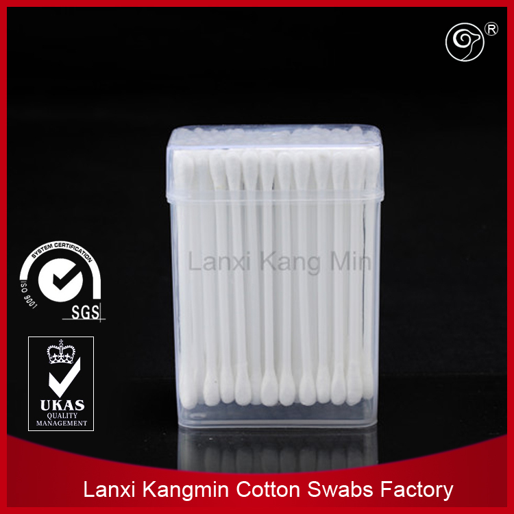 Cotton Swab Producting and black paper stick cotton buds