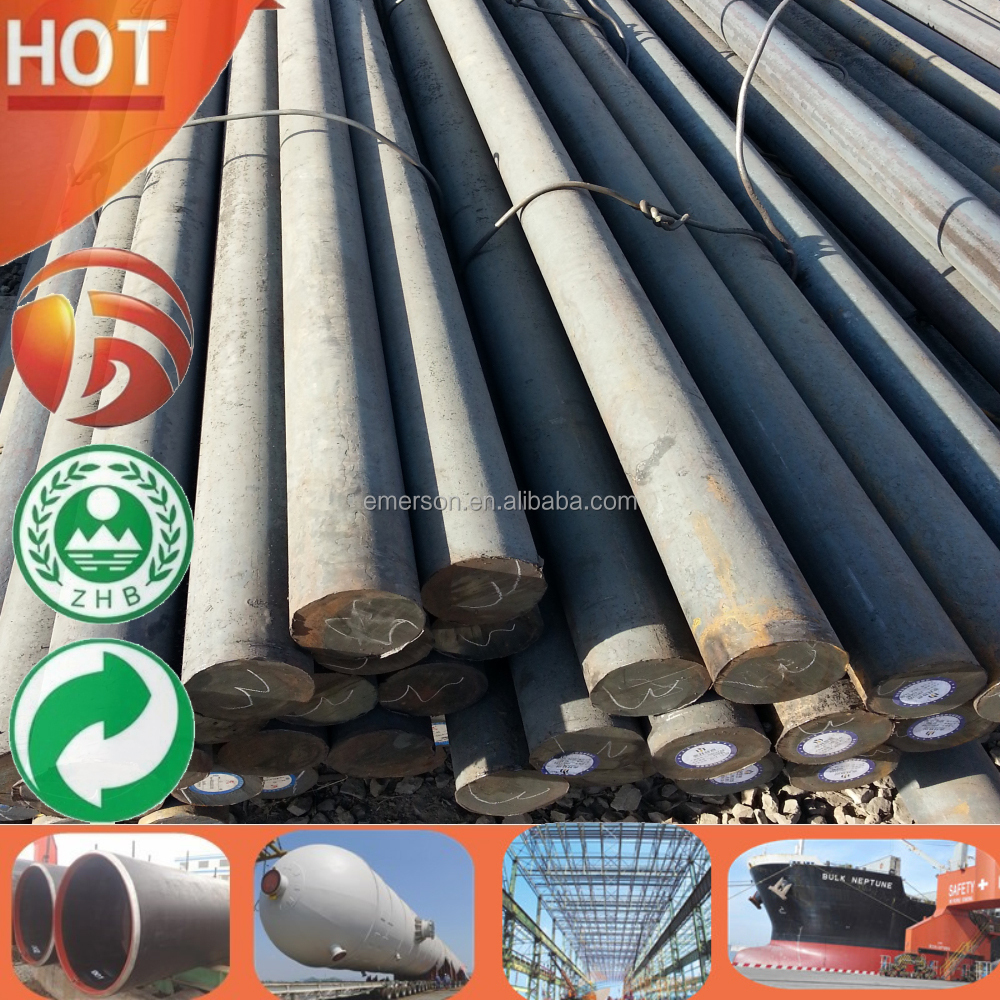 DIA 100MM PRIME High Strength High Tensile Carbon Steel Hot Rolled Structural S45C