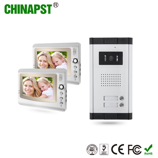 Latest wired security Villa apartment indoor outdoor video intercom PST-VDO1-2K