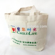 customized advertising cotton tote bags