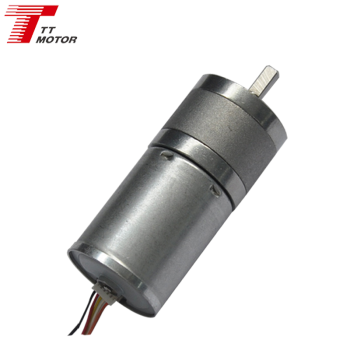 GM25-TEC2430 6v 24v brushless dc motor geared motor 25mm