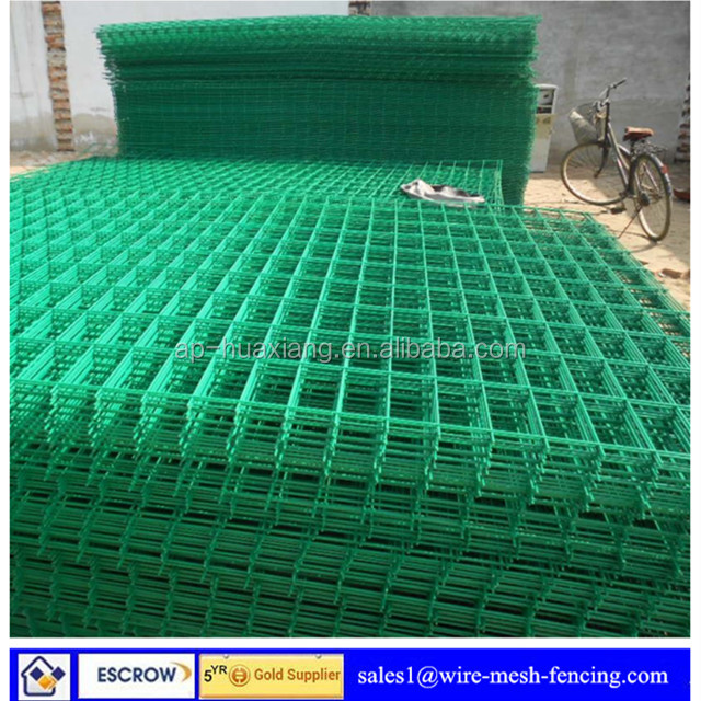 China manufacturer Galvanized Welded Wire Mesh Panel or Roll PVC Coated Welded Wire Mesh