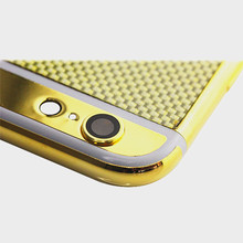 New design carbon fiber case for iPhone6s carbon fiber housing for iPhone 6
